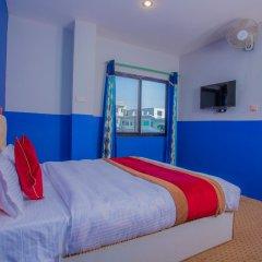 Отель OYO 266 Hotel Grand Stupa Непал, Катманду - отзывы, цены и фото номеров - забронировать отель OYO 266 Hotel Grand Stupa онлайн комната для гостей