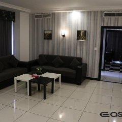 Отель Easy Inn Hotel Suites Иордания, Амман - отзывы, цены и фото номеров - забронировать отель Easy Inn Hotel Suites онлайн комната для гостей фото 2