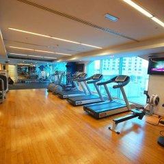 Отель Kennedy Towers - Aurora фитнесс-зал