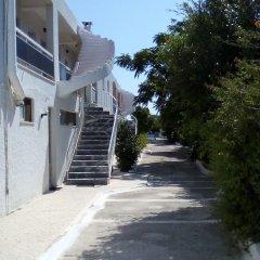 Отель Golden Beach парковка