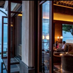 Отель Four Seasons Resort Bali at Jimbaran Bay балкон