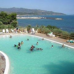 Hotel Hydra Club Казаль-Велино бассейн фото 3