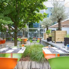 Отель Thon Residence EU бассейн фото 2