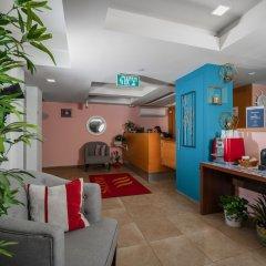 Maris Hotel Израиль, Хайфа - отзывы, цены и фото номеров - забронировать отель Maris Hotel онлайн интерьер отеля