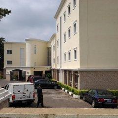 Thornberry Savannah Suite Hotel парковка