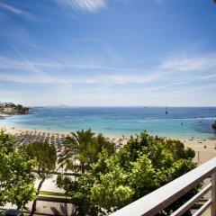 Отель Agua Beach Испания, Пальманова - отзывы, цены и фото номеров - забронировать отель Agua Beach онлайн пляж