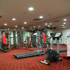 Novum Hotel Golden Park Budapest фитнесс-зал