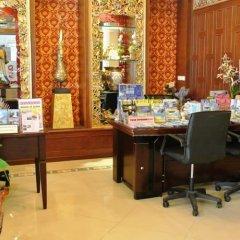Rayaburi Hotel Patong Пхукет интерьер отеля фото 3
