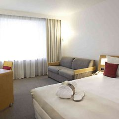 Отель Novotel Luxembourg Kirchberg комната для гостей фото 5