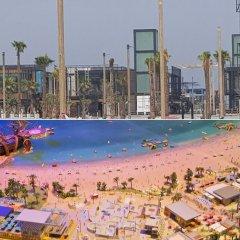 Heartland Hostel Дубай бассейн