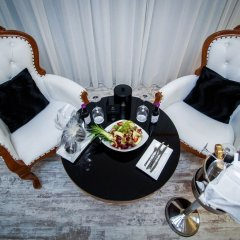 The Ciao Stelio Deluxe Hotel in Larnaca, Cyprus from 146$, photos, reviews - zenhotels.com in-room dining photo 2