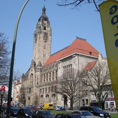 Отель Villy-berlin Берлин