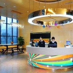 Отель Aloft Zhengzhou Shangjie интерьер отеля фото 2