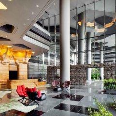 Отель PARKROYAL on Pickering Сингапур, Сингапур - 3 отзыва об отеле, цены и фото номеров - забронировать отель PARKROYAL on Pickering онлайн фитнесс-зал фото 4