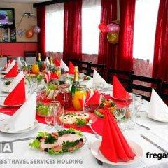 Гостиница Фрегат питание