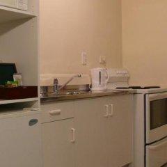 Отель Kowhai & Colonial Motel удобства в номере фото 2