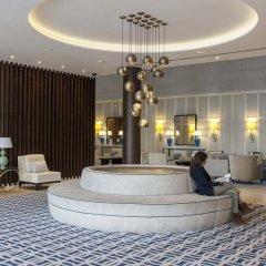 Отель Gran Hotel Sardinero Испания, Сантандер - отзывы, цены и фото номеров - забронировать отель Gran Hotel Sardinero онлайн интерьер отеля фото 2