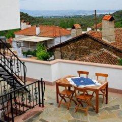Отель Misanli Pansiyon Пелиткой балкон
