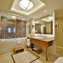 Marigold Thermal Spa Hotel Турция, Бурса - отзывы, цены и фото номеров - забронировать отель Marigold Thermal Spa Hotel онлайн ванная фото 2