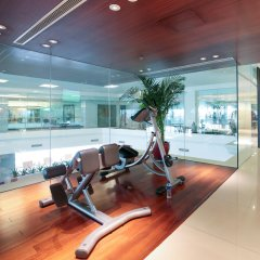 Отель Grand Millennium Beijing фитнесс-зал