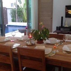 Отель AYG Areca Private Pool VIlla питание