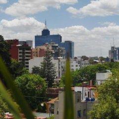 Отель Habitación en Penthouse Colonia del Valle Мексика, Мехико - отзывы, цены и фото номеров - забронировать отель Habitación en Penthouse Colonia del Valle онлайн