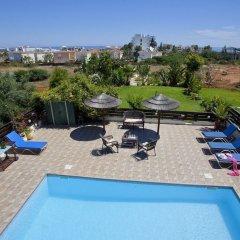 Отель Myrsini's Garden Кипр, Протарас - отзывы, цены и фото номеров - забронировать отель Myrsini's Garden онлайн бассейн