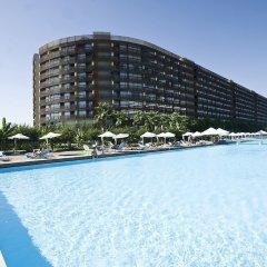 Отель Kervansaray Hotels бассейн