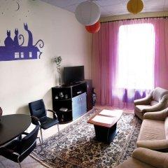 Хостел Delil Киев комната для гостей