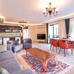 Villa Zirve Турция, Патара - отзывы, цены и фото номеров - забронировать отель Villa Zirve онлайн комната для гостей фото 3