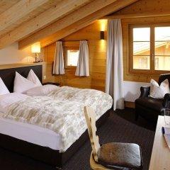 Отель Aspen Alpine Lifestyle Hotel Швейцария, Гриндельвальд - отзывы, цены и фото номеров - забронировать отель Aspen Alpine Lifestyle Hotel онлайн комната для гостей фото 5