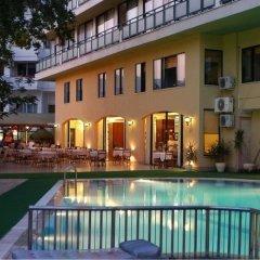 Sunbay Park Hotel Турция, Мармарис - отзывы, цены и фото номеров - забронировать отель Sunbay Park Hotel онлайн бассейн фото 3