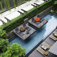 Lit Hotel And Residence Бангкок бассейн