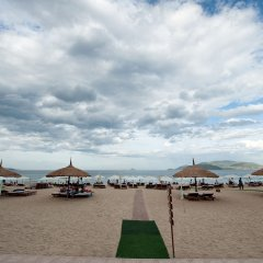 Отель Palm Beach Hotel Вьетнам, Нячанг - 1 отзыв об отеле, цены и фото номеров - забронировать отель Palm Beach Hotel онлайн пляж