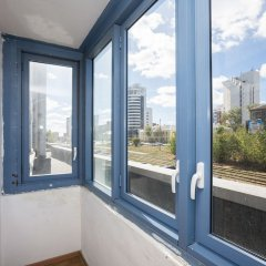 Апартаменты Apartment Etazhy Sheynkmana Kuybysheva Екатеринбург балкон