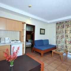 Апартаменты Greenpark Apartments комната для гостей фото 4
