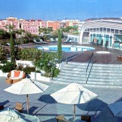 Отель Sercotel Sorolla Palace Валенсия бассейн фото 3