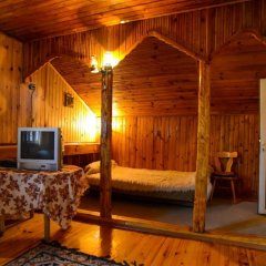 Отель Topuzovi Guest House Банско комната для гостей фото 2