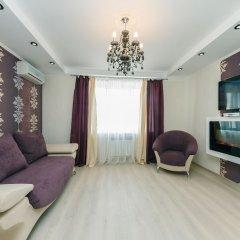 Отель Lesi Ukrainky Boulevard Киев комната для гостей фото 2