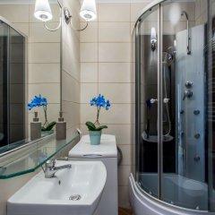 Отель ClickTheFlat Avenue Place Варшава ванная фото 2