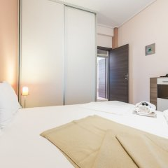 Апартаменты Stylish Koukaki Apartment комната для гостей фото 2