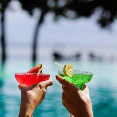 Отель Tahiti Pearl Beach Resort Французская Полинезия, Аруе - отзывы, цены и фото номеров - забронировать отель Tahiti Pearl Beach Resort онлайн спортивное сооружение
