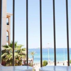Отель Complejo Formentera I -Ii балкон