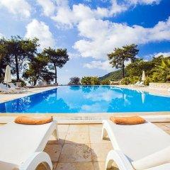 Villa Serenity Турция, Патара - отзывы, цены и фото номеров - забронировать отель Villa Serenity онлайн бассейн фото 6