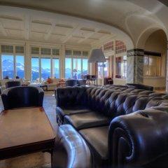 Отель Snow & Mountain Resort Schatzalp Швейцария, Давос - отзывы, цены и фото номеров - забронировать отель Snow & Mountain Resort Schatzalp онлайн комната для гостей фото 3