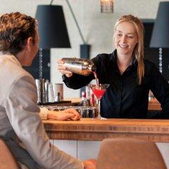 Mercure Hotel Amsterdam Sloterdijk Station гостиничный бар