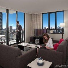 Отель Meriton Suites Pitt Street Австралия, Сидней - отзывы, цены и фото номеров - забронировать отель Meriton Suites Pitt Street онлайн интерьер отеля