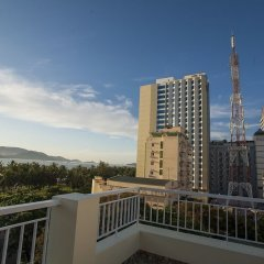Отель Senkotel Nha Trang балкон