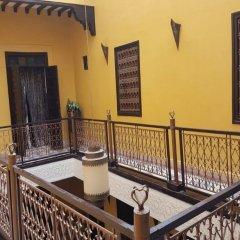 Отель Riad Sacr Марокко, Марракеш - отзывы, цены и фото номеров - забронировать отель Riad Sacr онлайн балкон