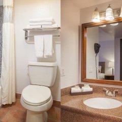 Отель Grand Canyon Plaza Hotel США, Гранд-Каньон - отзывы, цены и фото номеров - забронировать отель Grand Canyon Plaza Hotel онлайн ванная фото 2